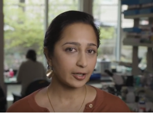"video about ""Funding in Action with Dr. Akhila Rajan"""